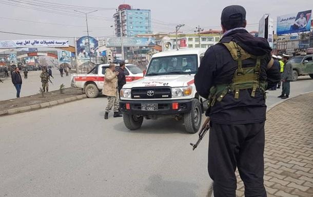 В Кабуле произошла стрельба на церемонии с участием премьера