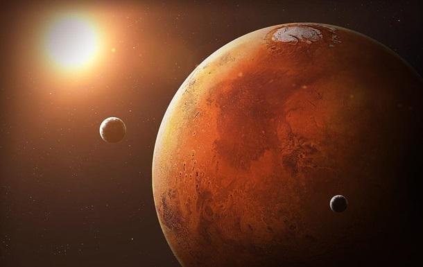 На Марсе обнаружили новые признаки жизни