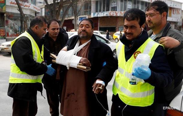У Кабулі внаслідок атаки на церемонію за участю прем єра загинули 27 людей