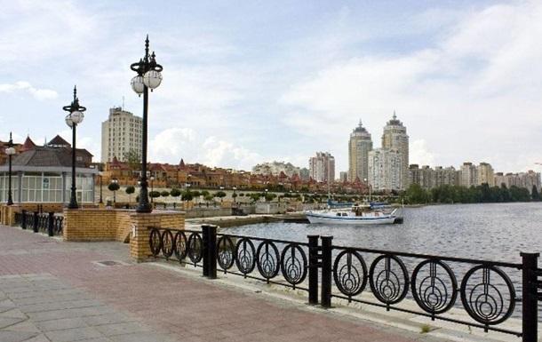 В Киеве построят еще один пешеходный мост