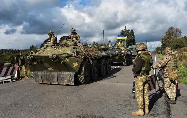 Украинским военным введут ограничения в соцсетях