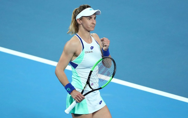 Цуренко вышла в полуфинал турнира в Индиан-Уэллсе