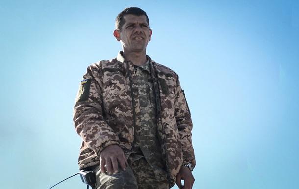 Стало відомо ім я загиблого на Донбасі бійця