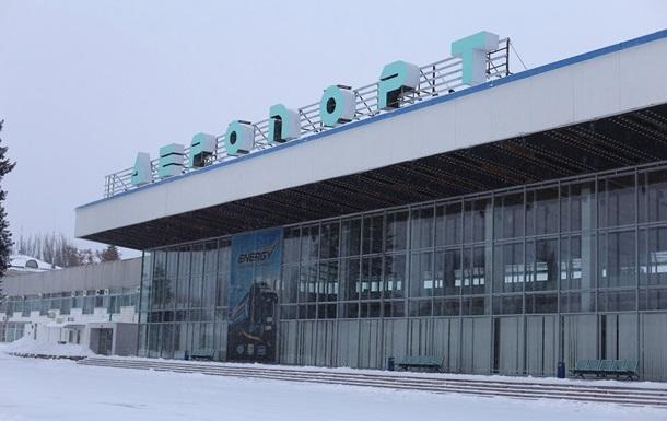 Работа аэропорта в Днепре приостановлена из-за найденных боеприпасов