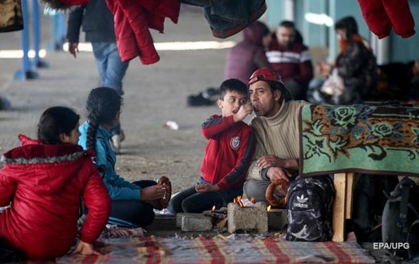 Турция запретила мигрантам переправляться через Эгейское море