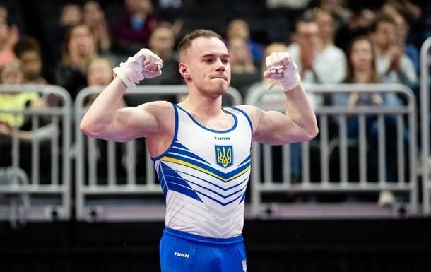 Верняев взял серебро на этапе Кубка мира в США по многоборью