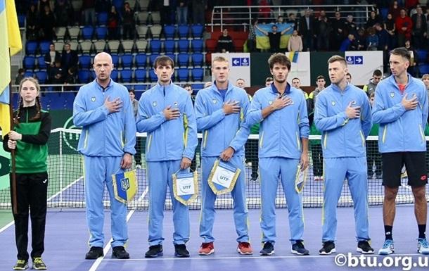 Определились все потенциальные соперники Украины в Кубке Дэвиса