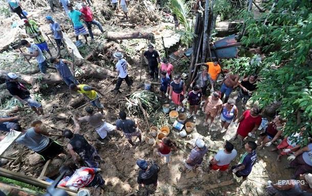 Ливни в Бразилии: количество жертв возросло до 41