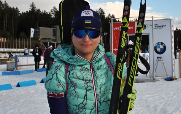 Валя Семеренко финишировала в топ-10 масс-старта в Нове-Место