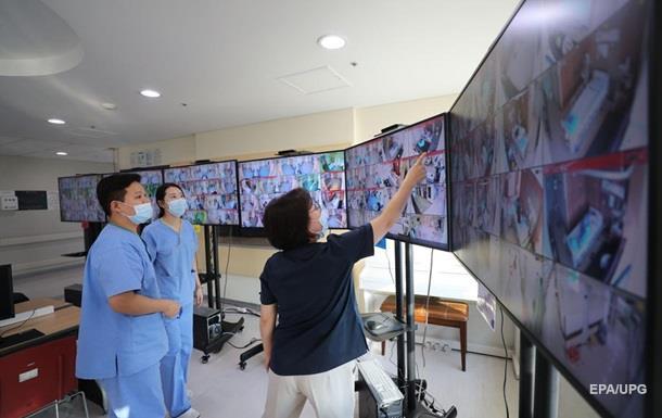 Коронавирус в Китае: за сутки умерли 22 человека