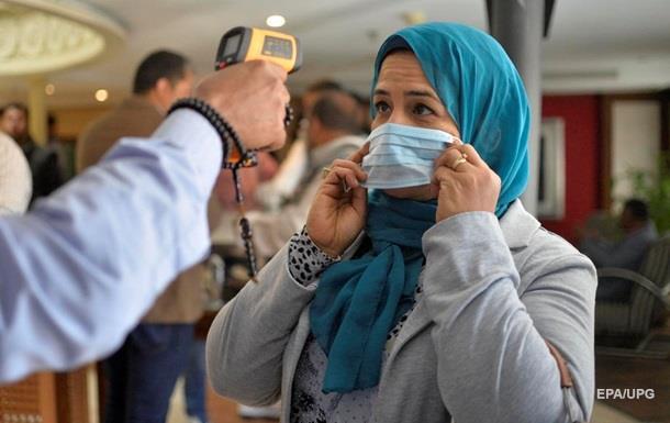 Более ста стран охвачены коронавирусом