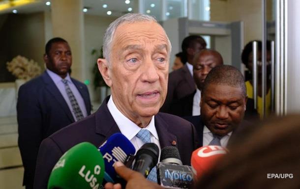 Президент Португалії пішов на карантин через COVID-2019
