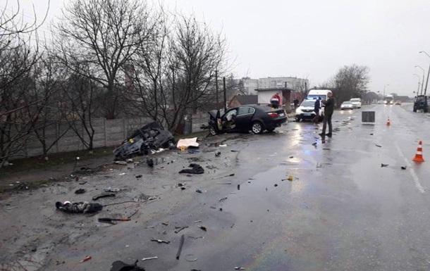 На Житомирщине в ДТП погибли четыре человека