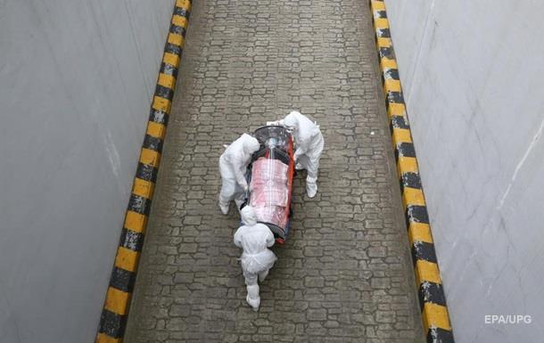 У КНР спрогнозували терміни тривалості епідемії коронавірусу