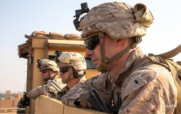 В Ираке погибли двое военнослужащих США