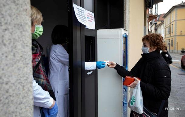 В Италии вводят карантин по всей стране