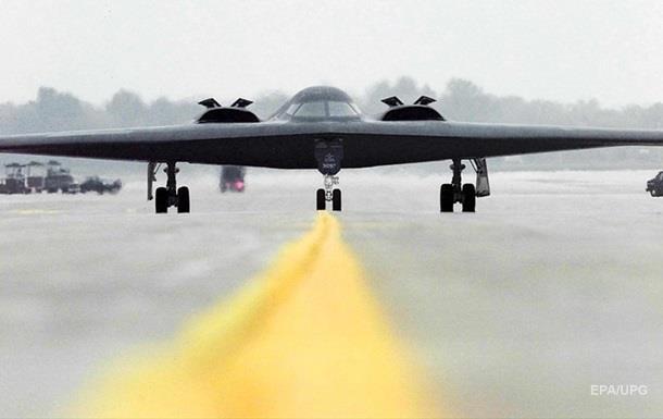 США перебросили в Европу тяжелые бомбардировщики