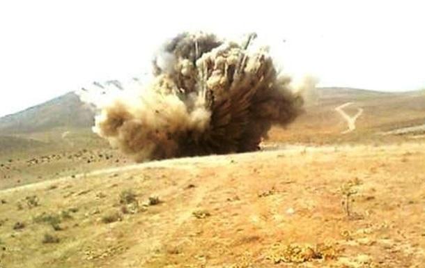 В Афганистане при взрыве пострадали девять детей