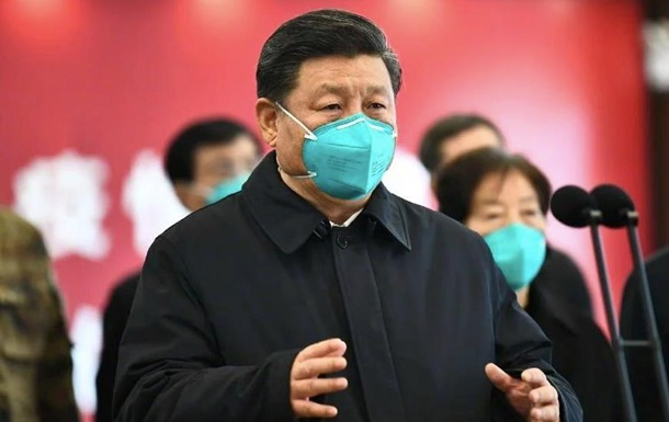 Сі Цзіньпін прибув в епіцентр поширення COVID-19 Ухань