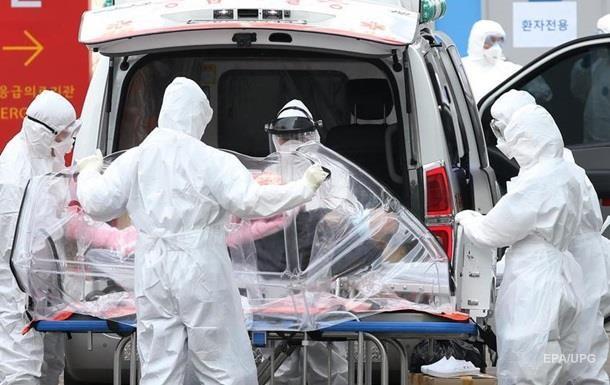 В Южной Корее эпидемия коронавируса пошла на спад