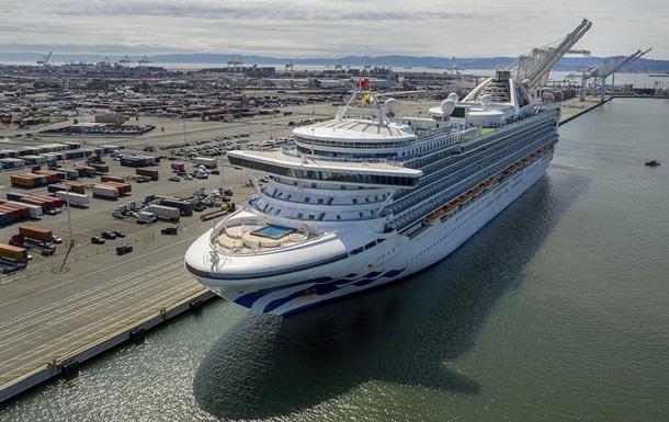 Пасажирка Grand Princess розповіла про життя на лайнері