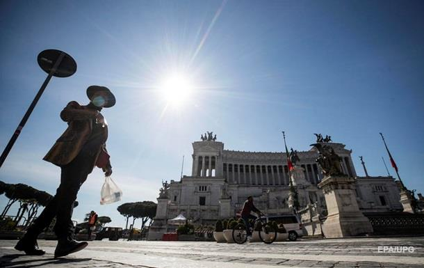Страна на замке. Италию закрыли на карантин