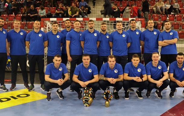 Украине не повезло со жребием в отборе на ЧМ по гандболу