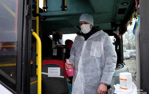 В Черновцах за день три новых подозрения на коронавирус
