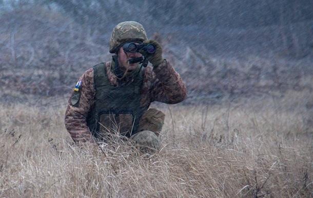 Штаб ООС подсчитал вчерашние потери сепаратистов