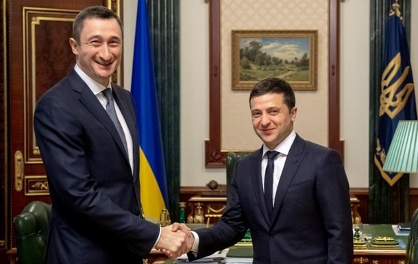 Уволен глава Киевской облгосадминистрации