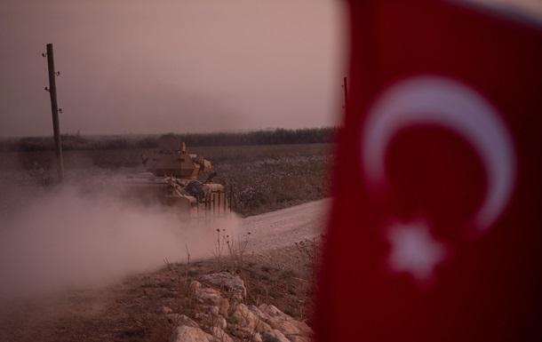 Турция начала отводить артиллерию в Сирии - СМИ
