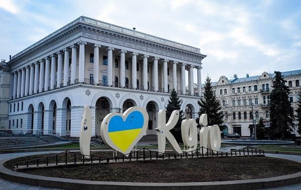 Карантин в Киеве - коронавирус