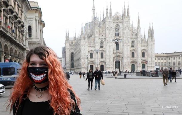 Власти Италии выделили €25 млрд на борьбу с коронавирусом