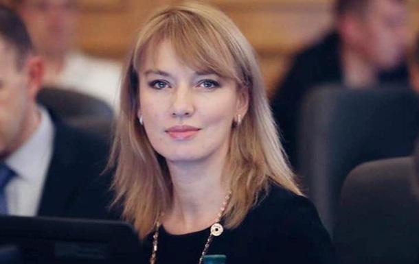 Представительница Кабмина в Раде подала в отставку