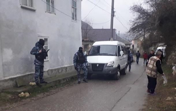 Прокуратура открыла дело из-за обысков в Крыму