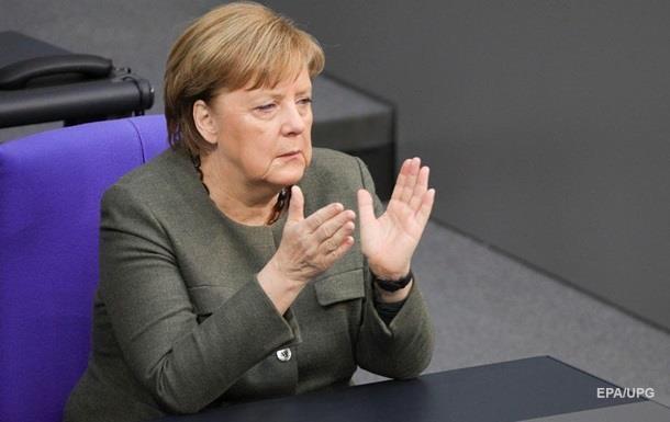 Меркель прогнозирует массовое заражение коронавирусом