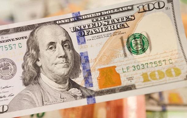 Доллар на  черном рынке  достиг 27 гривен