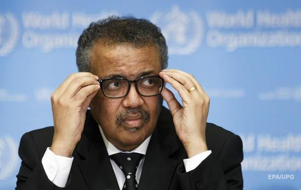 Глава ВОЗ объявил пандемию коронавируса