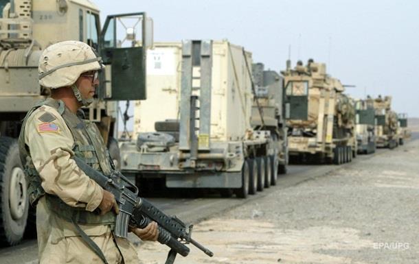 При обстреле базы в Ираке погибли военные США