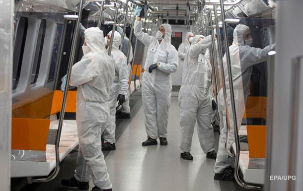 Коронавирусом заразились более 123 тысяч человек − СМИ