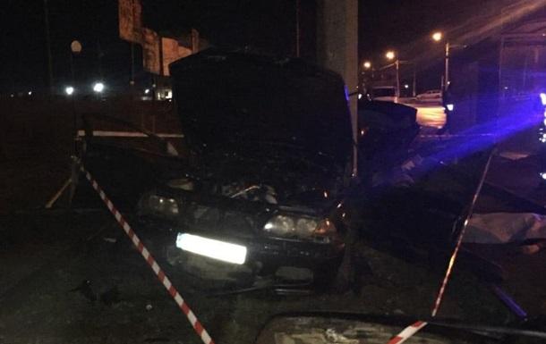 Під Одесою загинули дві людини в ДТП