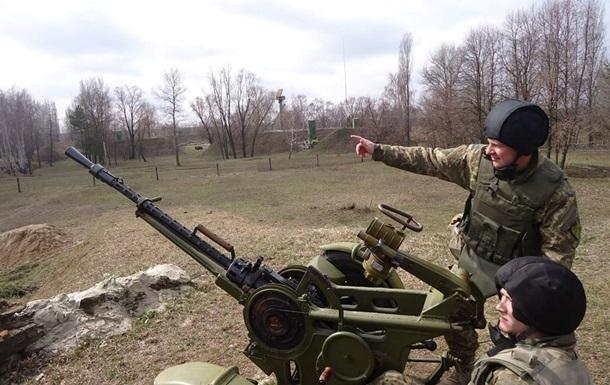 Иностранные войска допустили к учениям в Украине