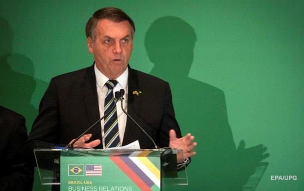 У президента Бразилії виявили коронавірус - ЗМІ