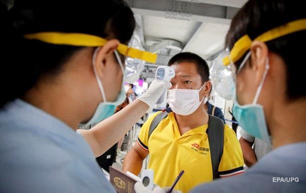 У Китаї знайшли нульового пацієнта - ЗМІ