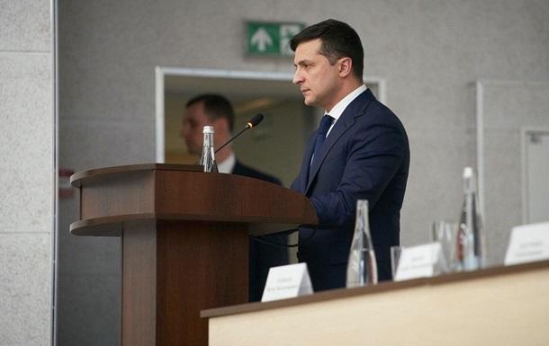 Зеленский озвучил повестку заседания СНБО