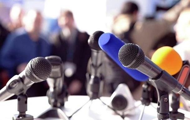 В Україні для журналістів ввели температурний скринінг