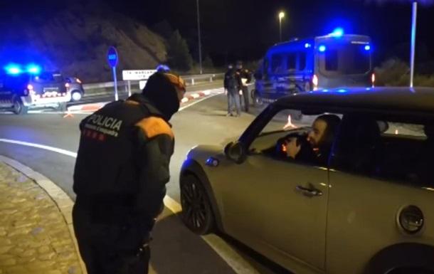 В Испании закрывают четыре муниципалитета