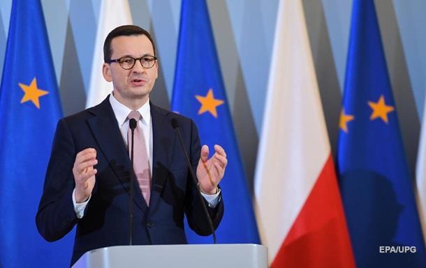 Польща закриває кордони через коронавірус