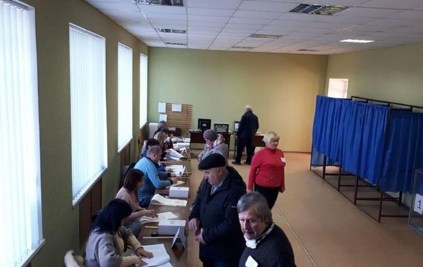 На Харьковщине стартовали выборы в Раду