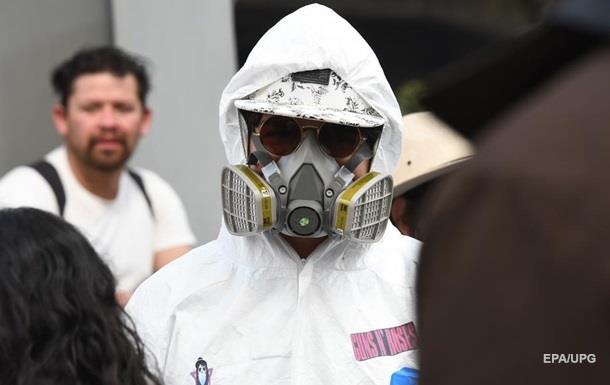 В США полиция попросила не совершать преступления во время коронавируса